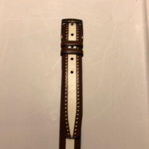 Men dress belt